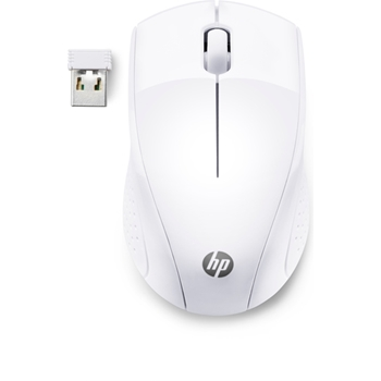 HP INC HP WIRELESS MOUSE 220 S WHITE