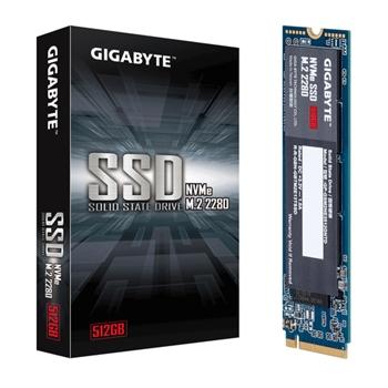 Gigabyte GP-GSM2NE3512GNTD drives allo stato solido M.2 512 GB PCI Express 3.0 NVMe
