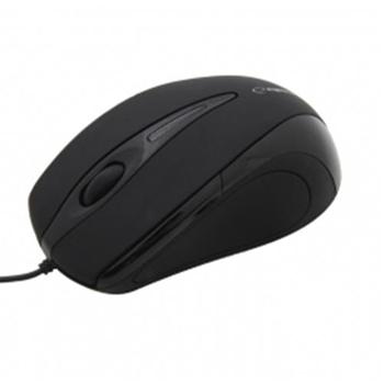 ESPERANZA EM102K SIRIUS - Wired Mouse Optical USB | 800 DPI |Czarna| BLISTER