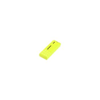 Goodram UME2 unità flash USB 8 GB USB tipo A 2.0 Giallo