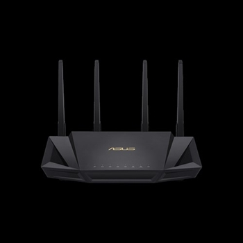 ASUS RT-AX58U router wireless Dual-band (2.4 GHz/5 GHz) Gigabit Ethernet