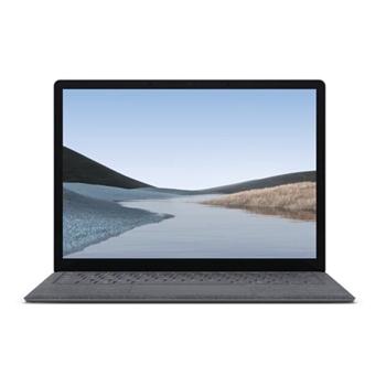 "Microsoft Surface Laptop 3 Platino Computer portatile 34,3 cm (13.5"") 2256 x 1504 Pixel Touch screen Intel® Core™ i5 di decima generazione 8 GB LPDDR4x-SDRAM 256 GB SSD Wi-Fi 6 (802.11ax) Windows 10 Pro"