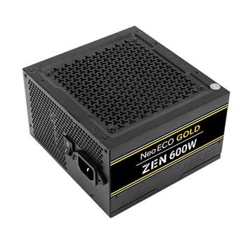 Antec NE600G Zen alimentatore per computer 600 W 24-pin ATX ATX Nero