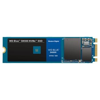 Western Digital SSD WD Blue 250GB SN550 NVME M.2 PCI Express Gen3 x4 WDS250G2B0C