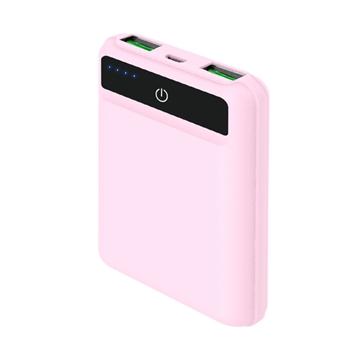 Celly PBPOCKET5000PK batteria portatile Polimeri di litio (LiPo) 5000 mAh Rosa