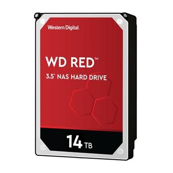 WESTERN DIGITAL WD RED 3.5P 14TB 512MB (DK)