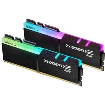 G.SKILL Trident Z RGB for AMD DDR4 32GB 2x16GB 3200MHz CL16 1.35V XMP 2.0