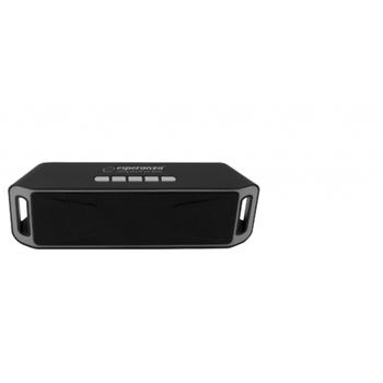 Esperanza FOLK Altoparlante portatile stereo Nero, Grigio 6 W