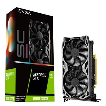 VGA EVGA GeForce® GTX 1660 Super 6GB SC Ultra Gaming