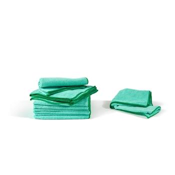 Perfetto Ultrega Strofinaccio Poliammide, Poliestere Verde 10 pezzo(i)