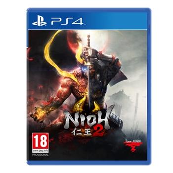 Sony Nioh 2, PS4 videogioco PlayStation 4 Basic Inglese, ITA