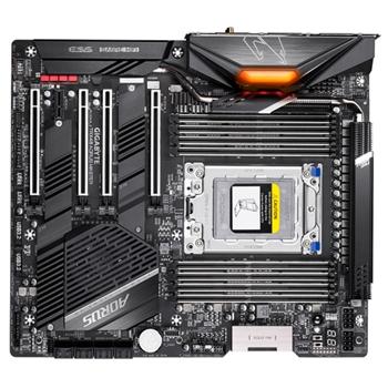 Gigabyte TRX40 AORUS MASTER scheda madre sTRX4 ATX esteso AMD TRX40
