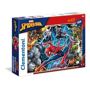 Clementoni Marvel Spider-Man Puzzle 104 pezzo(i)