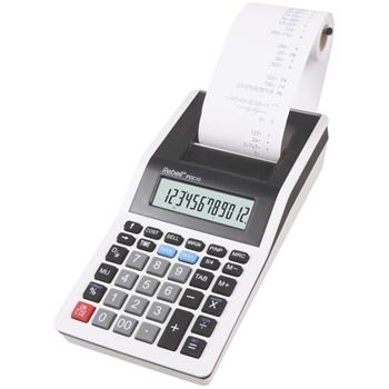 Rebell PDC 10 calcolatrice Desktop Calcolatrice con stampa Grigio