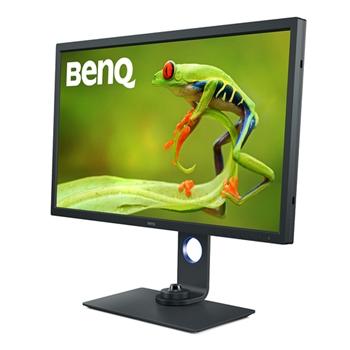"Benq SW321C 81,3 cm (32"") 3840 x 2160 Pixel 4K Ultra HD LED Grigio"