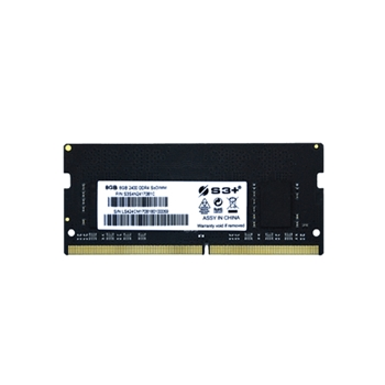 S3+ S3S4N2619081 memoria 8 GB DDR4 2666 MHz