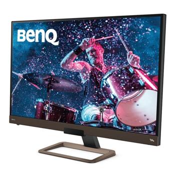 "Benq EW3280U 81,3 cm (32"") 3840 x 2160 Pixel 4K Ultra HD LED Nero, Marrone"