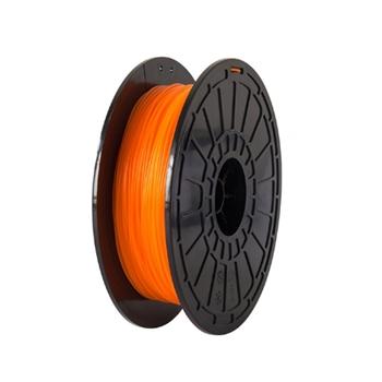 Gembird 3DP-PLA+1.75-02-O materiale di stampa 3D Acido polilattico (PLA) Arancione 1 kg