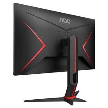"AOC Gaming Q27G2U/BK monitor piatto per PC 68,6 cm (27"") 2560 x 1440 Pixel Quad HD LED Nero"