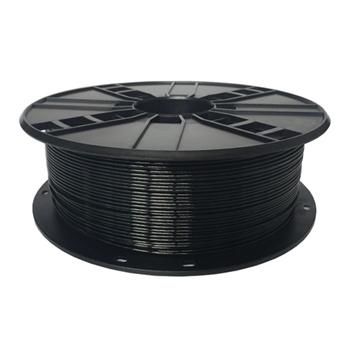 GEMBIRD 3DP-PLA+1.75-02-BK Filament Gembird PLA-plus Black   1,75mm   1kg