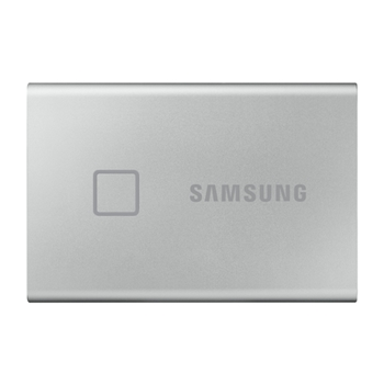 Samsung Portable SSD T7 Touch USB 3.2 500GB Silver