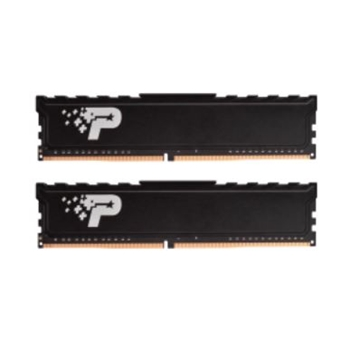 PATRIOT SL Premium DDR4 16GB 2400MHz UDIMM KIT with HS