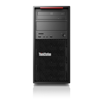 Lenovo P520c Intel® Xeon® W W-2223 16 GB DDR4-SDRAM 512 GB SSD Tower Nero Stazione di lavoro Windows 10 Pro for Workstations