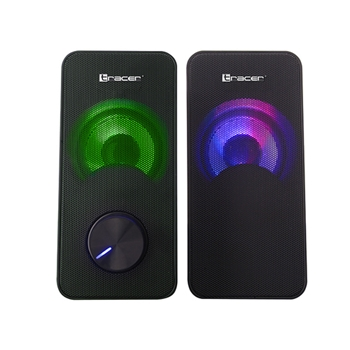 TRACER TRAGLO46366 Speakers TRACER 2.0 Loop RGB USB