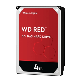 HD 4TB INT. 3,5WD SATA RED 256Mb