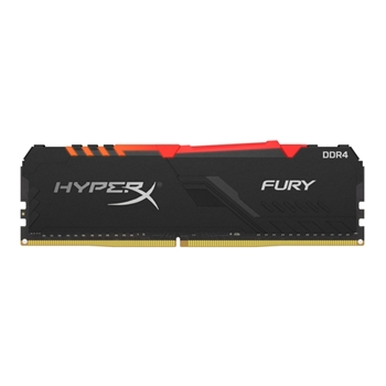 KINGSTON 8GB 3600MHz DDR4 CL17 DIMM 1Rx8 HyperX FURY RGB