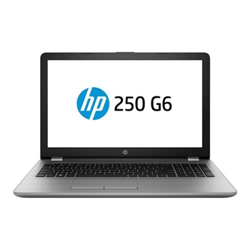 HP 250 G6 I7-7500U 15.6IN 1X8GB 256SSD DVDRW W10P64 1-1-0 IT