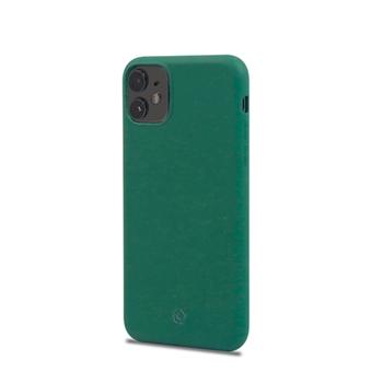 """Celly EARTH custodia per cellulare 15,5 cm (6.1"""") Cover Verde"""