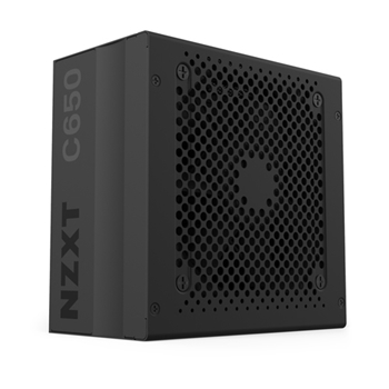 NZXT C650 alimentatore per computer 650 W 24-pin ATX ATX Nero