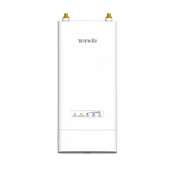 Tenda B6 punto accesso WLAN 300 Mbit/s Bianco Supporto Power over Ethernet (PoE)