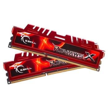 G.SKILL RipjawsX DDR3 8GB 2x4GB 1600MHz CL9 1.5V XMP