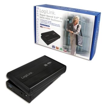 LOGILINK - Case to HDD 3.5'' SATA USB 3.0