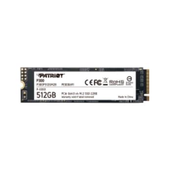 Patriot Memory P300P512GM28 drives allo stato solido M.2 512 GB PCI Express NVMe