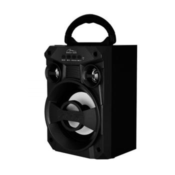 Media-Tech BOOMBOX LT Altoparlante portatile stereo Nero 6 W