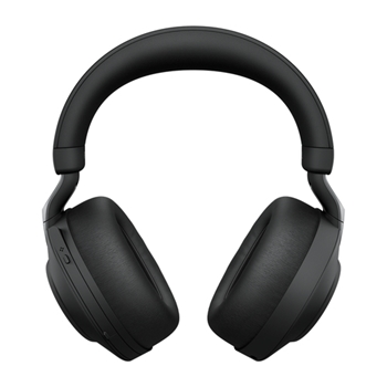 Jabra Evolve2 85, UC Stereo Cuffia Padiglione auricolare Nero