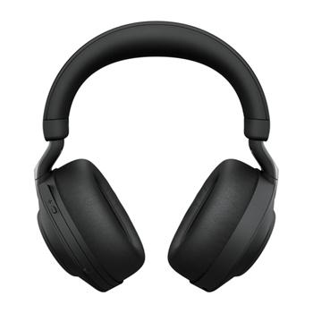 Jabra Evolve2 85, MS Stereo Cuffia Padiglione auricolare Nero