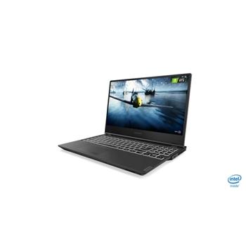 """Lenovo Legion Y540 Computer portatile Nero 39,6 cm (15.6"""") 1920 x 1080 Pixel Intel® Core™ i7 di nona generazione 16 GB DDR4-SDRAM 1256 GB HDD+SSD NVIDIA® GeForce RTX™ 2060 Wi-Fi 5 (802.11ac) Windows 10 Home"""