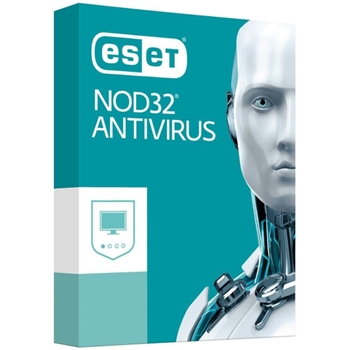 ESET SECURITY ESET NOD32 ANTIVIRUS 2U 1Y BOX FULL