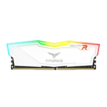 Team Group T-FORCE DELTA RGB TF4D416G2666HC16CDC01 memoria 16 GB 2 x 8 GB DDR4 2666 MHz