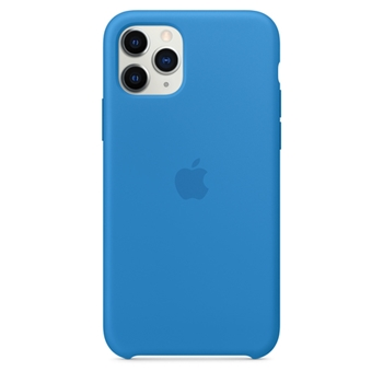 "Apple MY1F2ZM/A custodia per cellulare 14,7 cm (5.8"") Cover Blu"