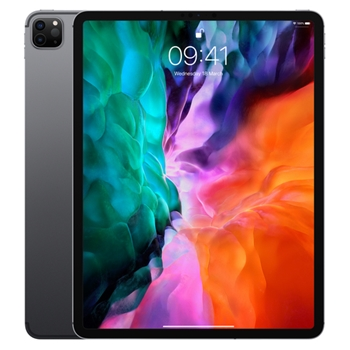 "Apple iPad Pro 12.9"" (quarta gen.) Wi‑Fi + Cellular 256GB - Grigio siderale"