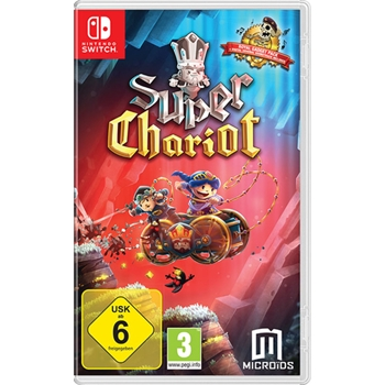 Activision Super Chariot videogioco Nintendo Switch Basic Inglese