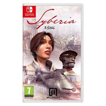 Activision Syberia videogioco Nintendo Switch Basic Inglese, ITA