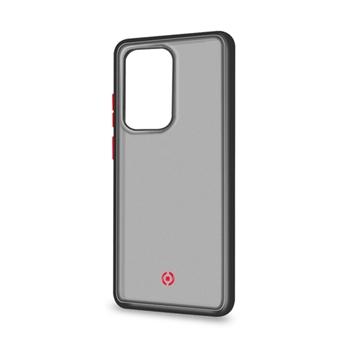"""Celly VOLCANO custodia per cellulare 17,5 cm (6.9"""") Cover Grigio, Trasparente"""