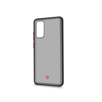 """Celly VOLCANO custodia per cellulare 15,8 cm (6.2"""") Cover Grigio, Trasparente"""