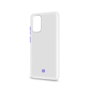 """Celly GLACIER custodia per cellulare 17 cm (6.7"""") Cover Trasparente, Bianco"""